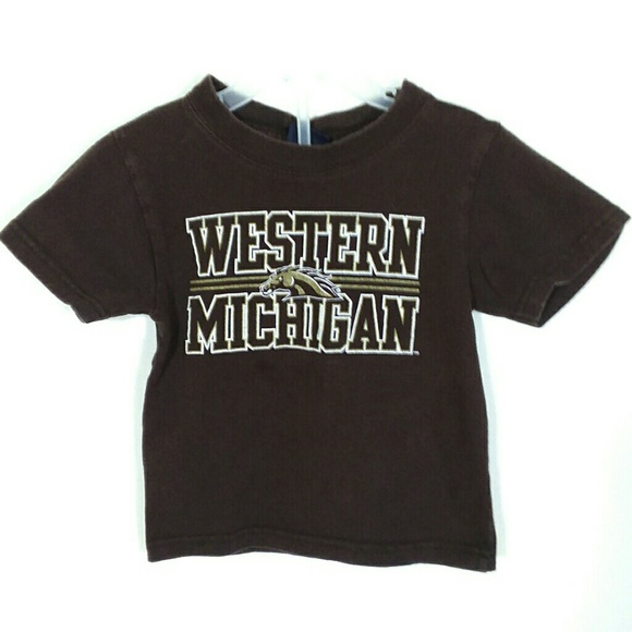 Other - Western Michigan Broncos tshirt